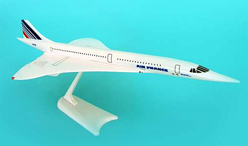 flugzeugmodelle air france concorde 1 250 flugstatistik shop. Black Bedroom Furniture Sets. Home Design Ideas