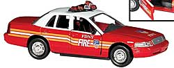 Modellauto - Fire Department New York FDNY - 1:43 - Ford Crown Victoria