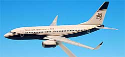 Boeing - House Color - BBJ - 1:200