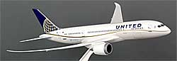 United - Boeing 787-8 - 1:200 - PremiumModell